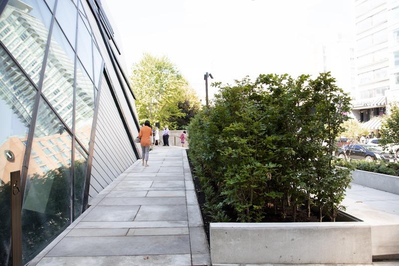 Dossier de presse | 907-09 - Communiqué de presse | ROM Welcome Project - Hariri Pontarini Architects - Architecture institutionnelle - Crédit photo : Hariri Pontarini Architects