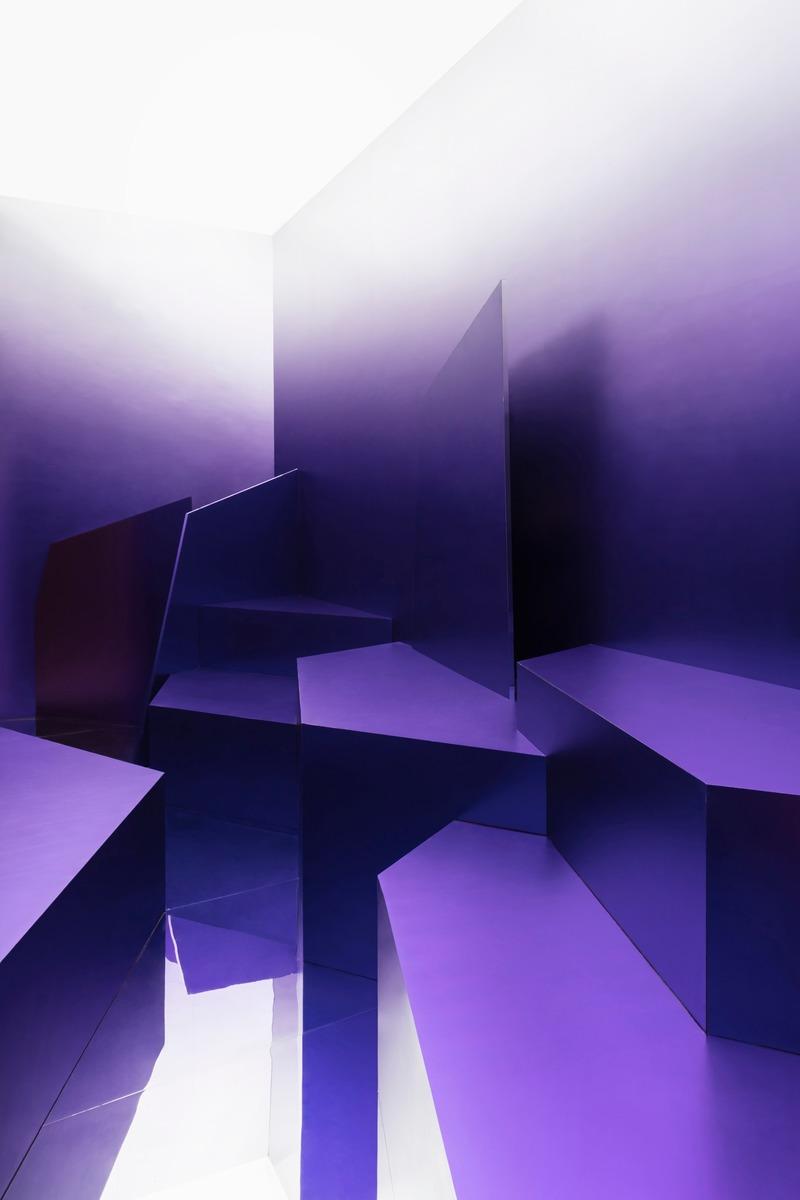 Press kit | 2247-05 - Press release | Skychrome - Maxim Kashin Architects - Event + Exhibition - Photo credit:          <p>Dmitry Chebanenko<br> </p>
