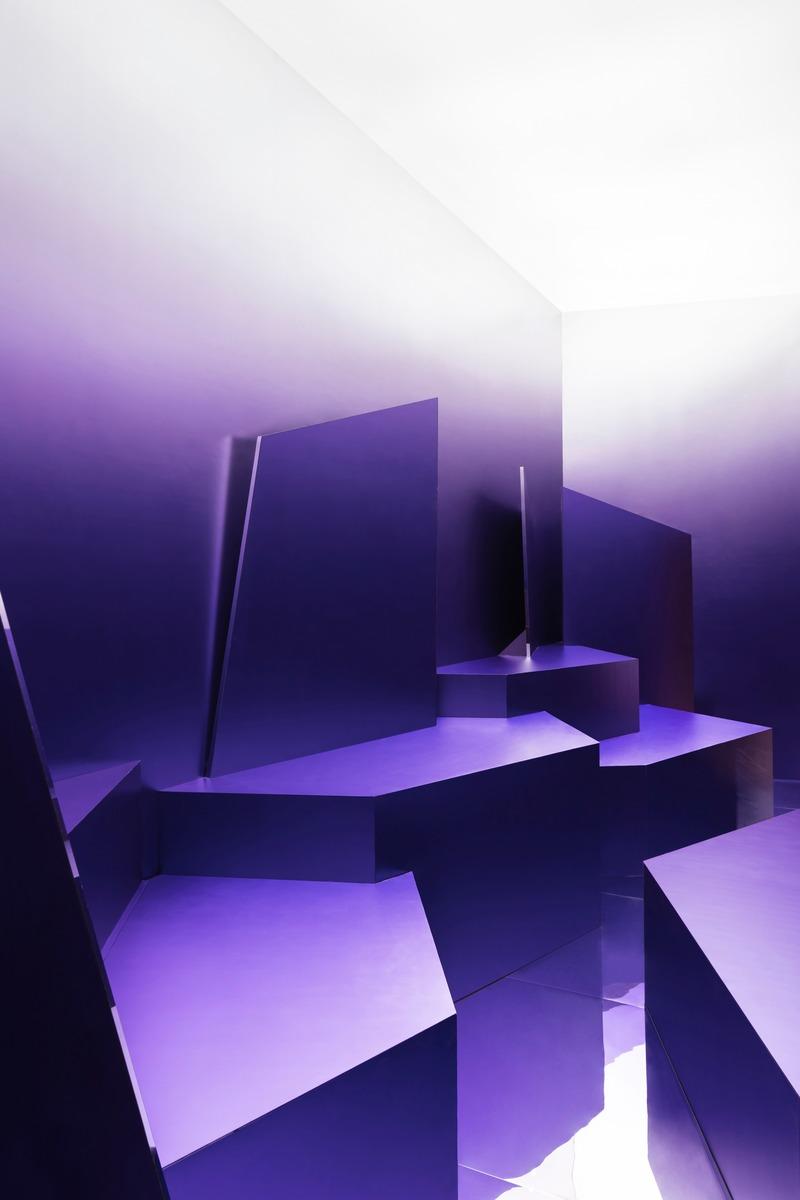 Press kit | 2247-05 - Press release | Skychrome - Maxim Kashin Architects - Event + Exhibition - Photo credit: Dmitry Chebanenko