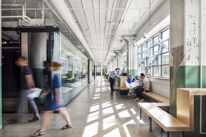Press kit | 865-38 - Press release | Lemay Net Positive: Award-winning sustainability approach  challenges status quo - Lemay - Commercial Architecture -  The Phenix  - Photo credit: Adrien Williams