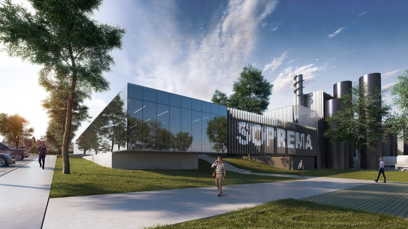 Press kit | 865-38 - Press release | Lemay Net Positive: Award-winning sustainability approach  challenges status quo - Lemay - Commercial Architecture - Soprema - Photo credit: Lemay