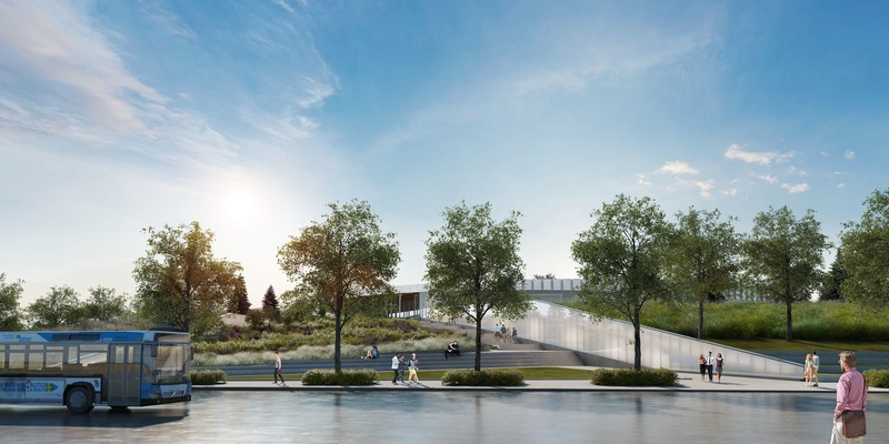Press kit | 865-38 - Press release | Lemay Net Positive: Award-winning sustainability approach  challenges status quo - Lemay - Commercial Architecture - Bellechasse Transport Center - Photo credit: Lemay