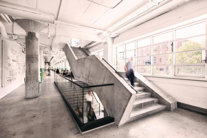 Dossier de presse | 865-38 - Communiqué de presse | Le Net Positif Lemay: une approche durable primée qui rompt avec le statu quo - Lemay - Architecture commerciale - Le Phénix - Crédit photo : Adrien Williams