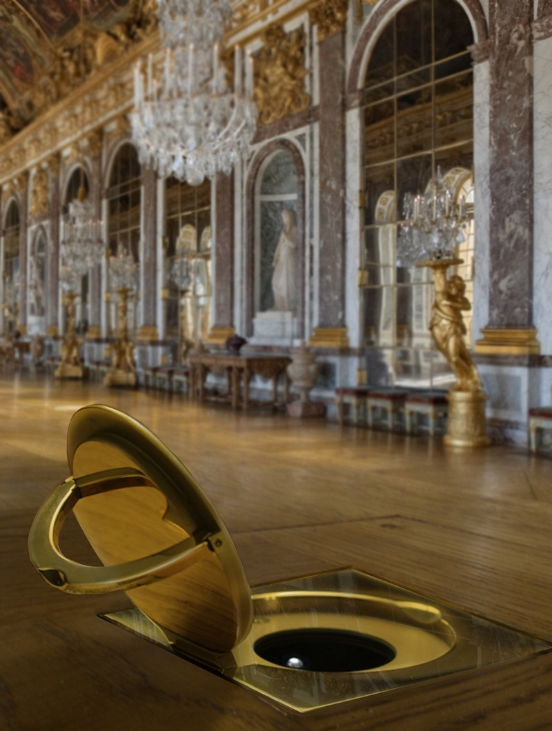 Dossier de presse | 2630-04 - Communiqué de presse | MELJAC présente la prise de sol étanche et élégante - MELJAC - Produit - Galerie des Glaces, Château de Versailles - Crédit photo : MELJAC