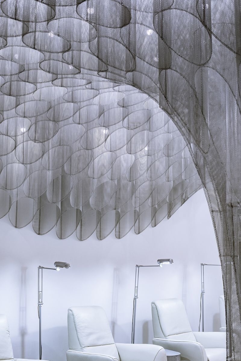 Dossier de presse | 1968-13 - Communiqué de presse | Architecture MasterPrize 2019 Winners Announced - Architecture MasterPrize - Architecture commerciale - Crédit photo : Lily's Nail Salon by ARCHSTUDIO