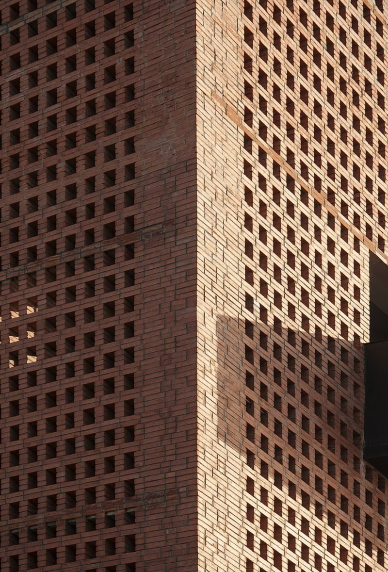 Press kit | 1968-13 - Press release | Architecture MasterPrize 2019 Winners Announced - Architecture MasterPrize - Commercial Architecture - TOWER OF BRICKS by Interval Architects - Photo credit: TOWER OF BRICKS by Interval Architects