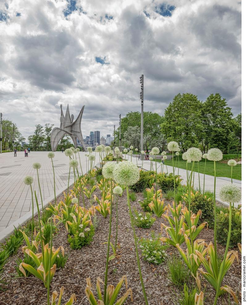 Press kit | 865-36 - Press release | Espace 67: EXPO magic meets 2019 - Lemay - Landscape Architecture - Photo credit: Marc Cramer