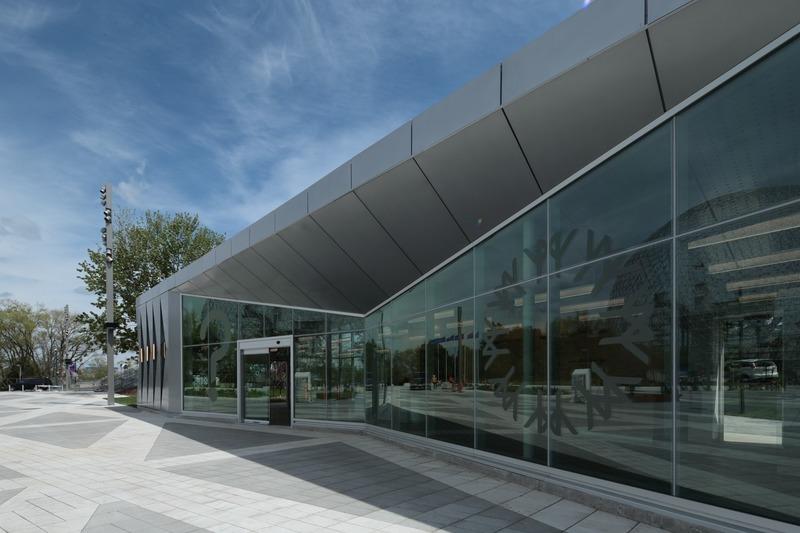 Dossier de presse | 865-36 - Communiqué de presse | Espace 67 : la magie de l'EXPO renaît en 2019 - Lemay - Architecture de paysage - Crédit photo : Gilles Proulx - Société du Parc Jean-Drapeau