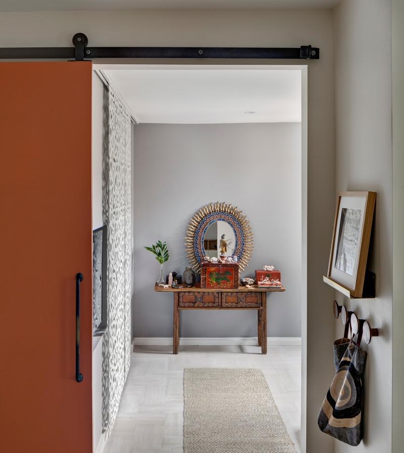 Dossier de presse | 2875-08 - Communiqué de presse | Prospect Park Apartment - BAAO Architects - Design d'intérieur résidentiel - Crédit photo : Francis Dzikowiski/OTTO