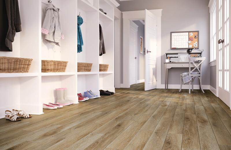 Press kit | 3063-06 - Press release | RIGIDWOOD – Le vinyle de luxe à l'avantage intelligent : une autre innovation signée TORLYS smart floors. - TORLYS - Product