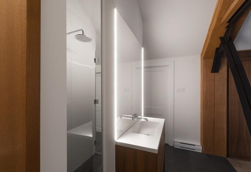 Press kit | 1678-06 - Press release | Loft Duvernay - Atelier BOOM-TOWN - Residential Architecture - Photo credit: Steve Montpetit