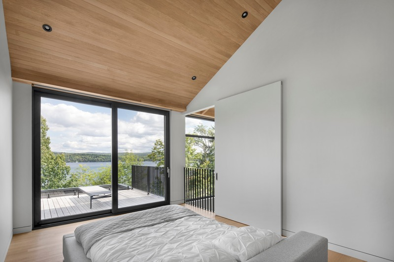 Press kit | 1527-09 - Press release | Cap St-Martin house - Bourgeois / Lechasseur architects - Residential Architecture - Photo credit: Adrien Williams