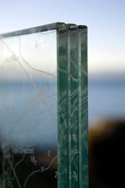 Dossier de presse | 1019-01 - Communiqué de presse | Battery Point Sculpture Trail - Tasmanian design studio - Graphic Design - Crédit photo : Luke Burgess