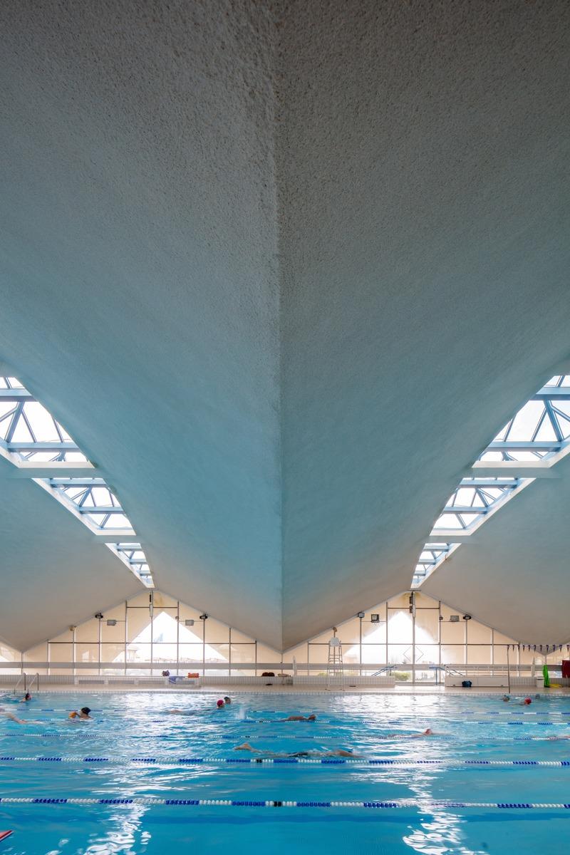 Press kit | 1317-09 - Press release | Merci Monsieur Taillibert (1926-2019) - ACDF Architecture - Event + Exhibition