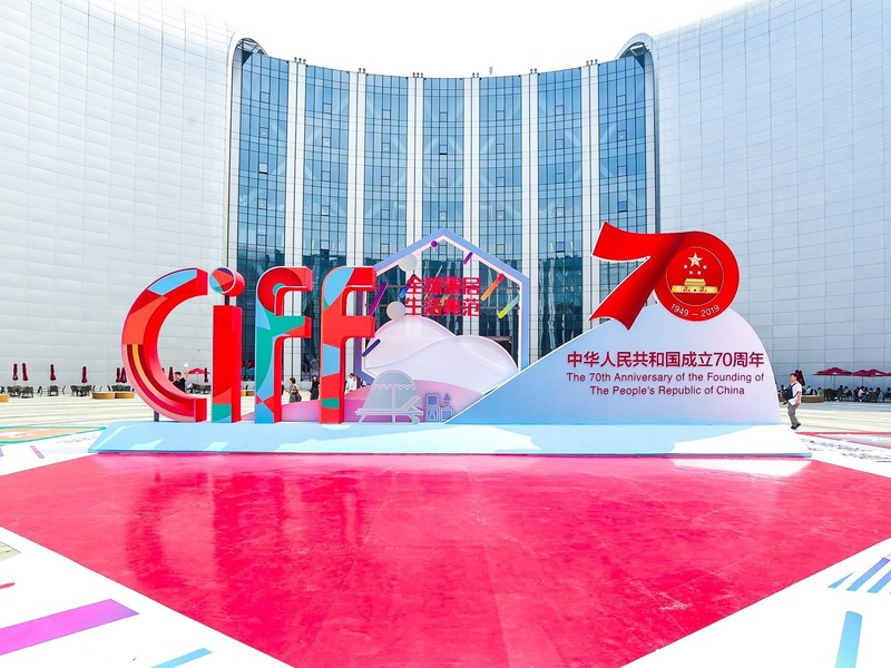 Press kit | 3383-03 - Press release | CIFF Shanghai 2019, New Records and Constant Innovation to Respond to Changes in the Sector - CIFF Shanghai - Event + Exhibition - The 44th CIFF was held at the National Exhibition & Convention Center in Shanghai Hongqiao - Photo credit: CIFF