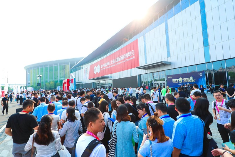 Press kit | 3383-03 - Press release | CIFF Shanghai 2019, New Records and Constant Innovation to Respond to Changes in the Sector - CIFF Shanghai - Event + Exhibition - 44th CIFF Shanghai - The National Exhibition &amp; Convention Center in Shanghai Hongqiao<br> - Photo credit: CIFF