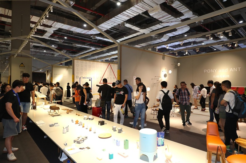 Press kit | 3383-03 - Press release | CIFF Shanghai 2019, New Records and Constant Innovation to Respond to Changes in the Sector - CIFF Shanghai - Event + Exhibition - 44th CIFF Shanghai - The EAST Design Show<br> - Photo credit: CIFF