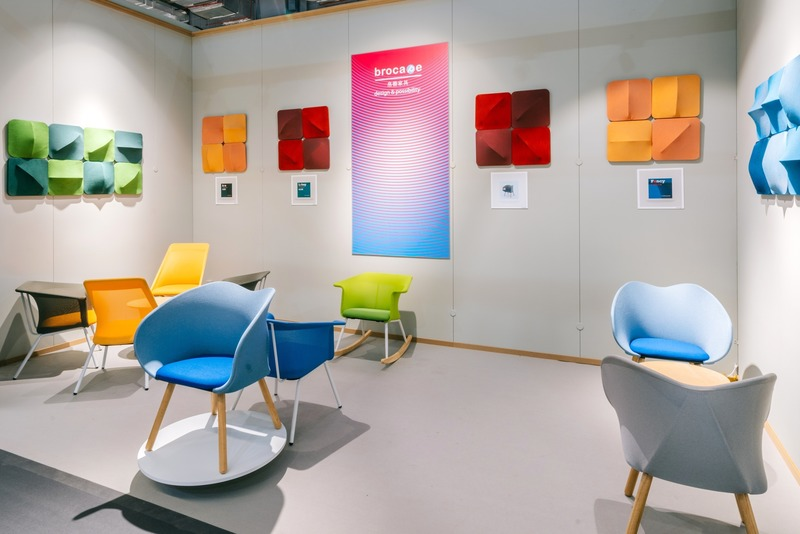 Press kit | 3383-03 - Press release | CIFF Shanghai 2019, New Records and Constant Innovation to Respond to Changes in the Sector - CIFF Shanghai - Event + Exhibition - 44th CIFF Shanghai - contract furniture - Photo credit: CIFF