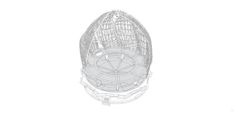 Dossier de presse | 1020-06 - Communiqué de presse | Hariri Pontarini Architects remporte le prix international de l'IRAC 2019 de 100000 $ (CAD) pour l'excellence en architecture - Institut royal d'architecture du Canada (IRAC) - Architecture institutionnelle - Crédit photo : Hariri Pontarini Architects