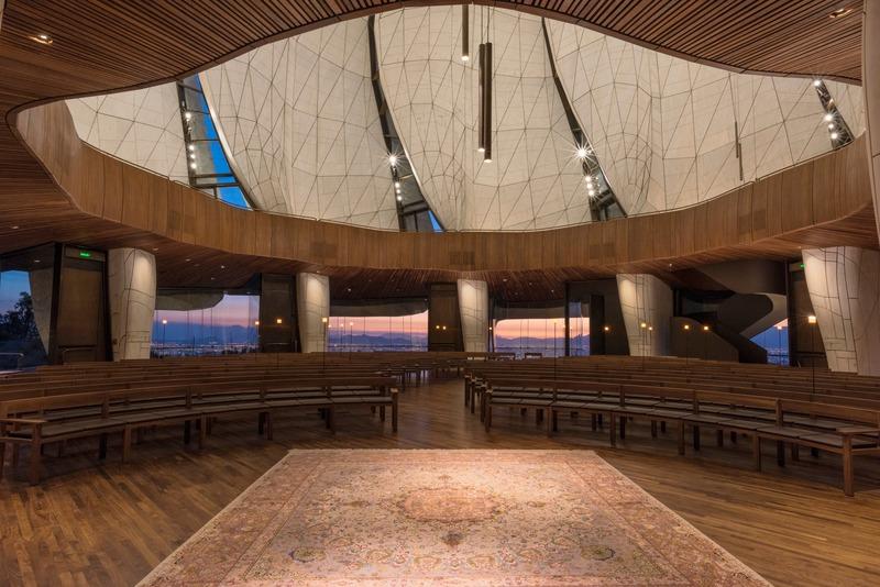Dossier de presse | 1020-06 - Communiqué de presse | Hariri Pontarini Architects remporte le prix international de l'IRAC 2019 de 100000 $ (CAD) pour l'excellence en architecture - Institut royal d'architecture du Canada (IRAC) - Architecture institutionnelle - Crédit photo :  Sebastián Wilson León