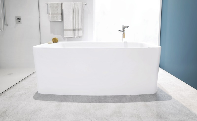 Press kit | 2342-06 - Press release | Relaxation Redefined - WETSTYLE'S fresh new Collections are what Dreams are Made of - WETSTYLE - Industrial Design -  LAB 2 Bathtub  - Photo credit: WETSTYLE