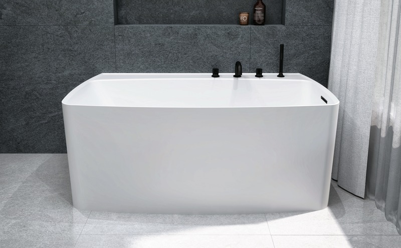 Press kit | 2342-06 - Press release | Relaxation Redefined - WETSTYLE'S fresh new Collections are what Dreams are Made of - WETSTYLE - Industrial Design -  LAB 1 Bathtub - Photo credit: WETSTYLE