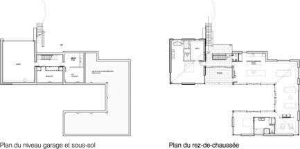 Press kit | 780-02 - Press release | La maison de Bromont - Paul Bernier Architecte - Architecture résidentielle