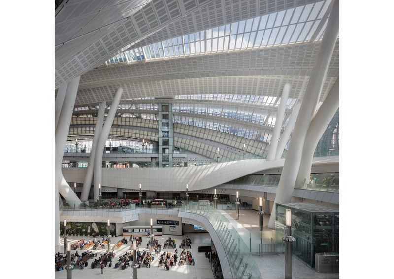 Dossier de presse | 1028-14 - Communiqué de presse | Winners Announced at the 2019 ABB LEAF Awards - Compelo - Concours -  		 	 	 		 			 				 					<p>Hong Kong West Kowloon Station </p> 				 - Crédit photo : -