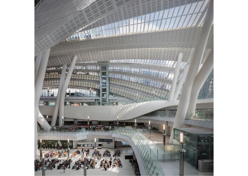 Dossier de presse | 1028-14 - Communiqué de presse | Winners Announced at the 2019 ABB LEAF Awards - Compelo - Concours -        <p>Hong Kong West Kowloon Station </p>  - Crédit photo : -