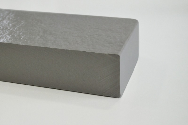 Press kit | 2342-07 - Press release | FEEL the difference: WETSTYLE's collection of customizable shower bases lay textured luxury at your feet - WETSTYLE - Industrial Design - Mass coloration - the material bears the same color throughout - Photo credit: WETSTYLE
