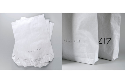 Press kit | 1007-01 - Press release | Quai 417 - Quai 417 - Commercial Interior Design - Photo credit: Double-Écho