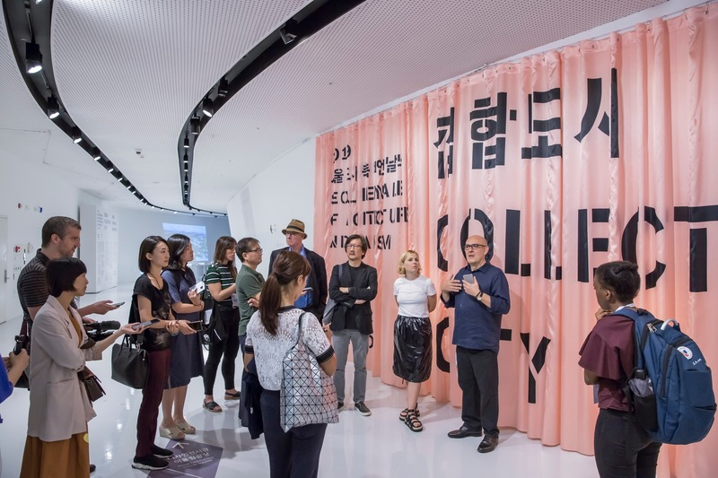 Press kit | 1832-08 - Press release | Successfully Wrapped up the 2019 Seoul Biennale of Architecture and Urbanism - 2019 Seoul Biennale of Architecture and Urbanism - Event + Exhibition - Thematic Exhibition - Photo credit: Photo credit_Sergio Pirrone