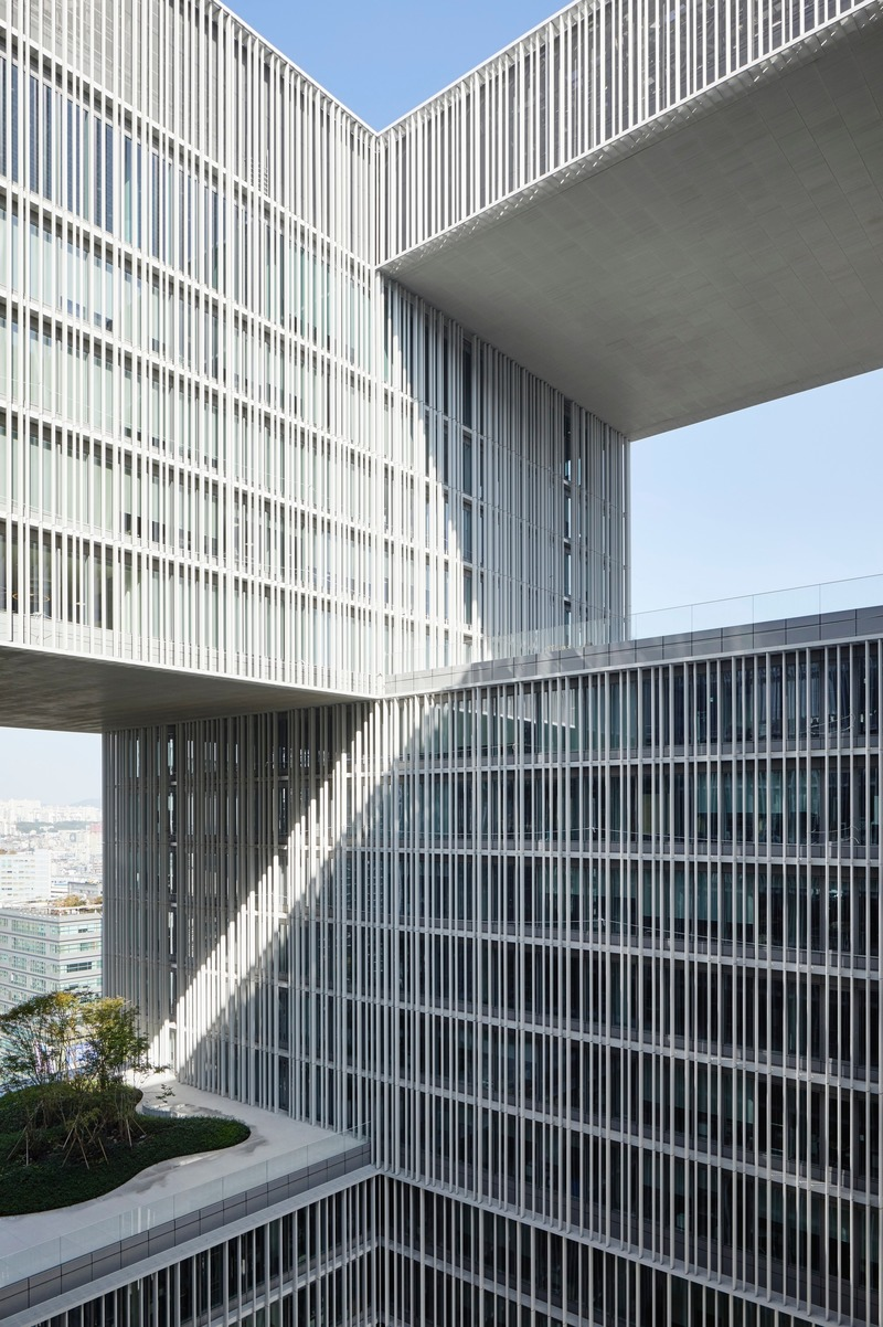 Press kit | 1124-26 - Press release | WINWAN Live 2019: World Architecture News Winners - Haymarket Media Group - World Architecture News - Event + Exhibition - Amorepacific Headquarters, David Chipperfield Architects Berlin - Photo credit: Noshe