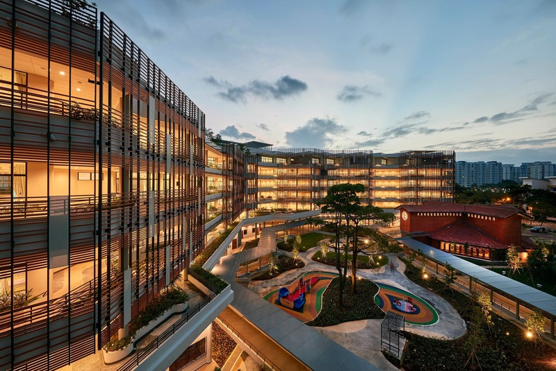 Press kit | 1124-26 - Press release | WINWAN Live 2019: World Architecture News Winners - Haymarket Media Group - World Architecture News - Event + Exhibition - St Joseph's Home, SAA Architects Pte Ltd - Photo credit: Aaron Pocock Photography