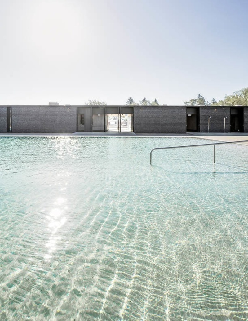 Press kit | 1124-26 - Press release | WINWAN Live 2019: World Architecture News Winners - Haymarket Media Group - World Architecture News - Event + Exhibition -  Borden Park Natural Swimming Pool - Photo credit: gh3 Architecture