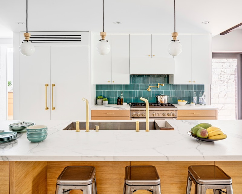 Press kit | 2875-09 - Press release | Watermark House - BAAO Architects - Residential Interior Design - Photo credit: Francis Dzikowski/OTTO