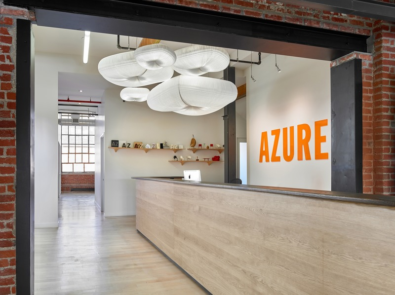Press kit | 1513-05 - Press release | Azure Publishing Office - Dubbeldam Architecture + Design - Commercial Interior Design - Photo credit: Scott Norsworthy