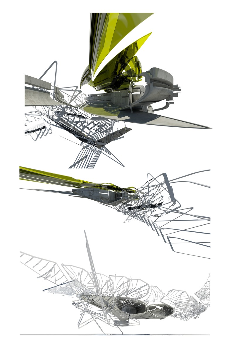 Press kit | 2121-13 - Press release | Piezoelectric pendulum bridge - Margot Krasojević Architects - Landscape Architecture - Photo credit: Margot Krasojević