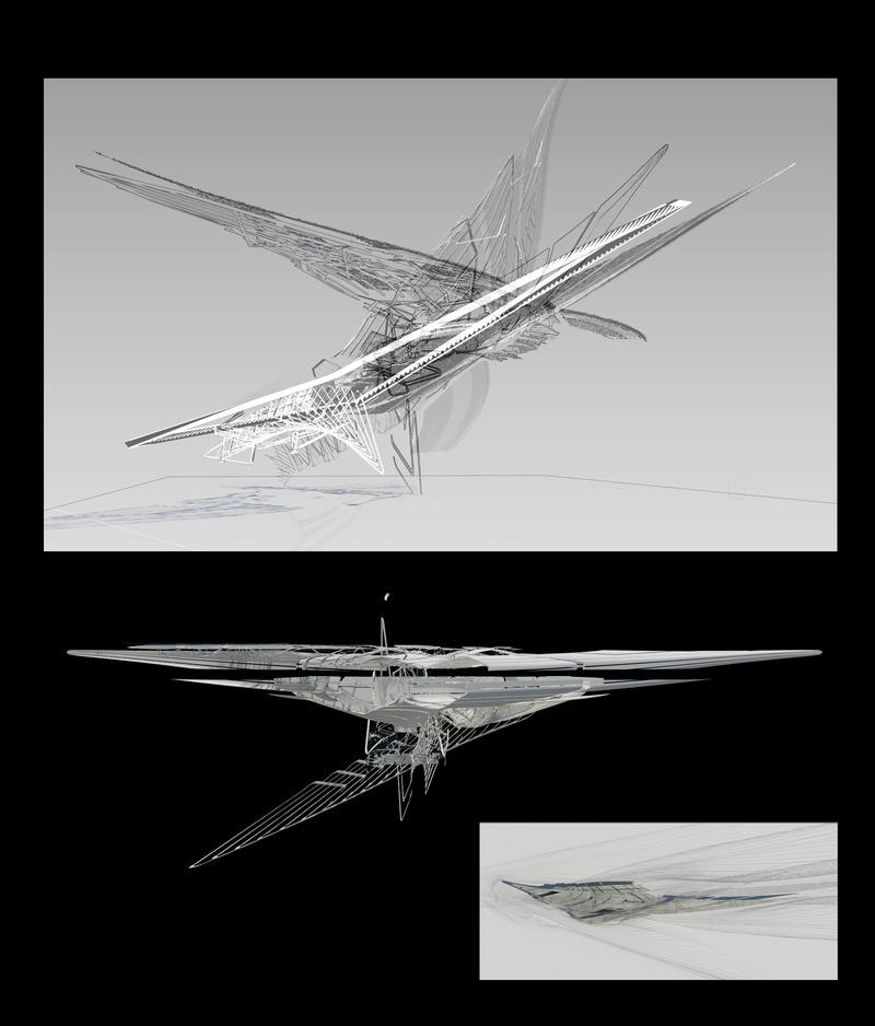 Press kit | 2121-13 - Press release | Piezoelectric pendulum bridge - Margot Krasojević Architects - Landscape Architecture - Sequence frames of swinging footpaths - Photo credit: Margot Krasojević