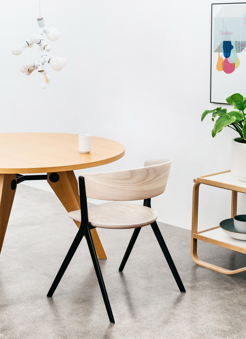 Press kit | 4129-01 - Press release | EDITS -         A New Era of Affordable High-Design - EDITS - Product - Circus Wood at home - Photo credit: EDITS 2019