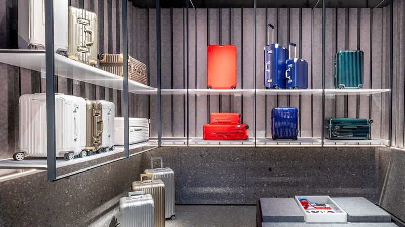 Press kit | 3160-05 - Press release | Frame Awards 2020 Longlist Announced - Frame - Competition - Rimowa - <i>Client of the Year</i> - Photo credit: Rimowa Store Milan