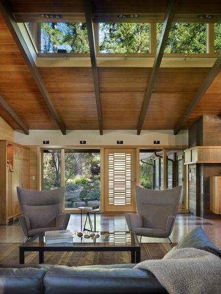 Press kit   1015-01 - Press release   Lake Forest Park Renovation - Finne Architects - Residential Interior Design - Photo credit: Benjamin Benschneider Photography