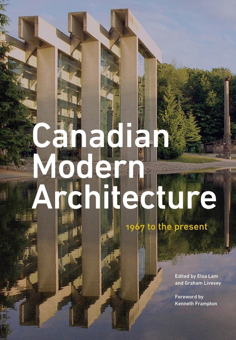 Press kit | 4211-01 - Press release | Canadian Modern Architecture, 1967 to the Present - Princeton Architectural Press / Canadian Architect - Edition -  Canadian Modern Architecture, 1967 to the present (Princeton Architectural Press and Canadian Architect, 2019). Cover: Museum of Anthropology at UBC, Vancouver, British Columbia. Erickson/Massey, 1976.   - Photo credit: Christopher Erickson