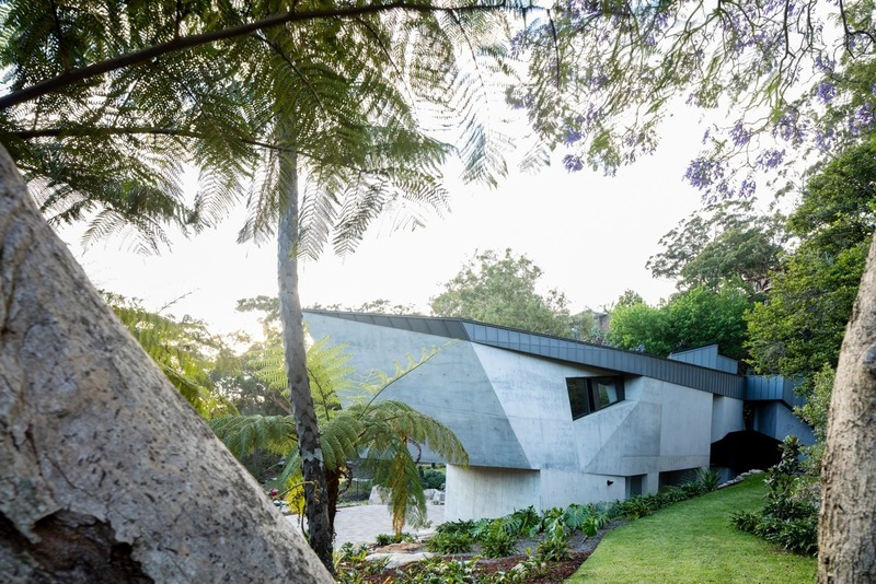 Press kit | 661-54 - Press release | World Architecture Festival 2019 – Day One Winner of International Architectural Awards Announced - World Architecture Festival (WAF) - Competition - Castle Cove House by Terroir  - Photo credit: Brett Boardman