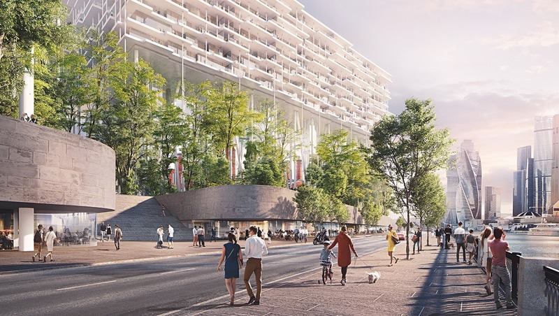 Press kit | 661-57 - Press release | World Architecture Festival 2019 – Day Two Winners of International Architectural Awards Announced - World Architecture Festival (WAF) - Competition - Badaevskiy Brewery, Redevelopment by Herzon & de Meuron and APEX project bureau  - Photo credit: Herzon & de Meuron