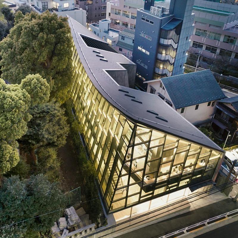 Dossier de presse | 661-57 - Communiqué de presse | World Architecture Festival 2019 – Day Two Winners of International Architectural Awards Announced - World Architecture Festival (WAF) - Concours - KOKUGAKUIN UNIVERSITY Learning Center by NIKKEN SEKKEI  - Crédit photo : Nozomu Shimao