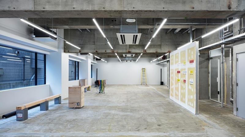 "Dossier de presse | 3160-06 - Communiqué de presse | Frame Awards 2020 Nominees Announced - Frame - Concours - Mistletoe of Tokyo - Co-Working Space of the Year <br style=""""> - Crédit photo : DDAA"