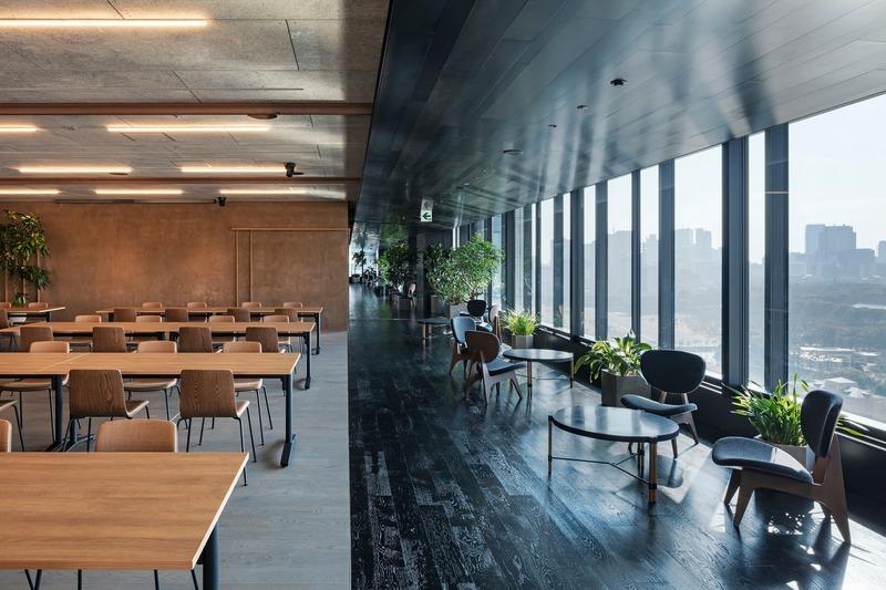 "Dossier de presse | 3160-06 - Communiqué de presse | Frame Awards 2020 Nominees Announced - Frame - Concours - Slack Tokyo - Small Office of the Year<br style=""""> - Crédit photo : Suppose Design <br>"