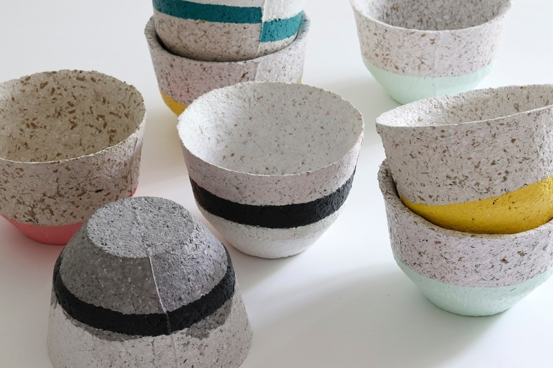 Press kit | 1607-09 - Press release | DesignTO Festival: Canada's largest annual celebration of design heads into its 10th year - DesignTO - Event + Exhibition - PLATED – Paper bowls by Dear Human - Photo credit: Courtesy of the designer