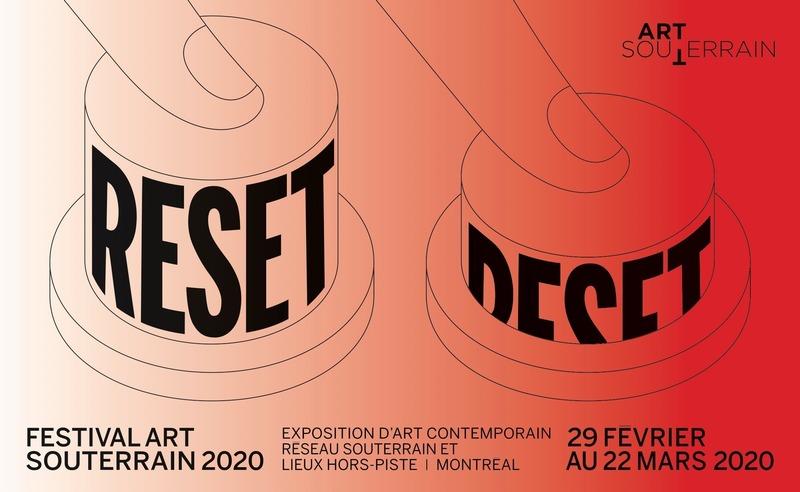 Press kit | 870-10 - Press release | Art Souterrain Festival back for a 12th Edition - Art Souterrain - Event + Exhibition - Visuel Officiel - Photo credit: Agence Paprika